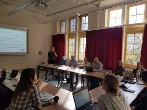 Measurecamp workshop day