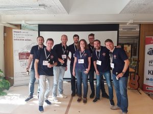 MeasureCamp Amsterdam crew 2017